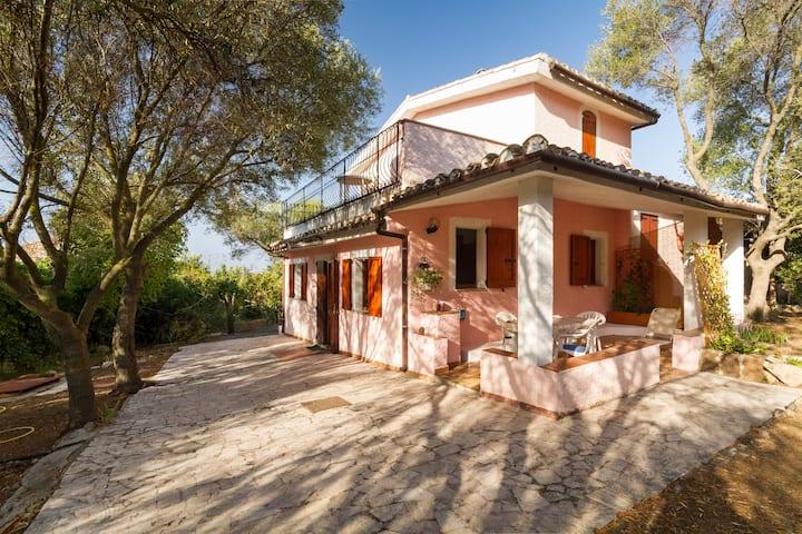 Charming Villa Capitana- Sardinia