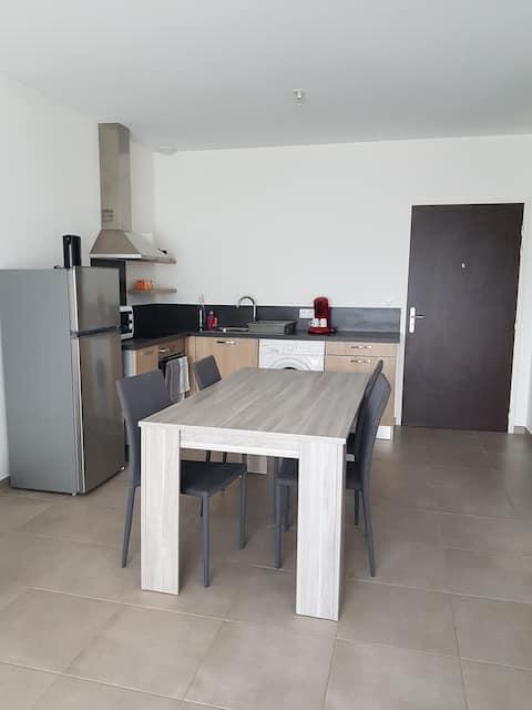 T2 résidence Pétra Salga