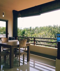 Luxury brand new 2 bedroom villa 2F - Ubud - Apartment