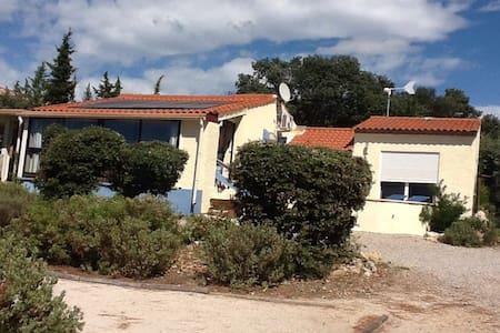 Gîte convivial avec vue garrigues - Aumelas - Wohnung