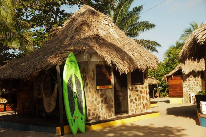Seaside - Private, Cozy Cabanas (Unit C)
