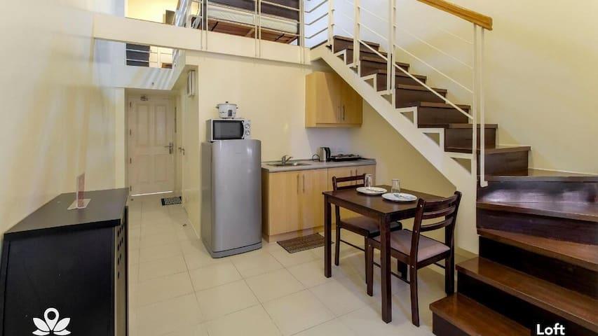 Tagaytay Condotel Loft Type fully furnished 705
