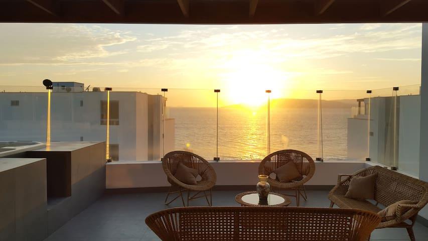 Duplex en Nuevo Paracas - Sotavento - Vista al mar