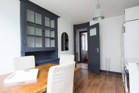 New!!! Apartment in trendy East 10 min from center - Amsterdã