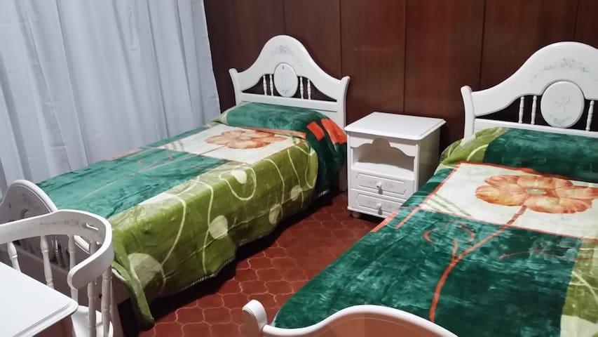 Habitación compartida.  Bed And Breakast