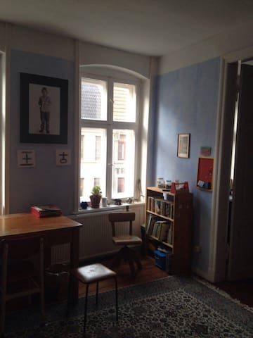 Zimmer Sonnenschein - Wismar - Byt