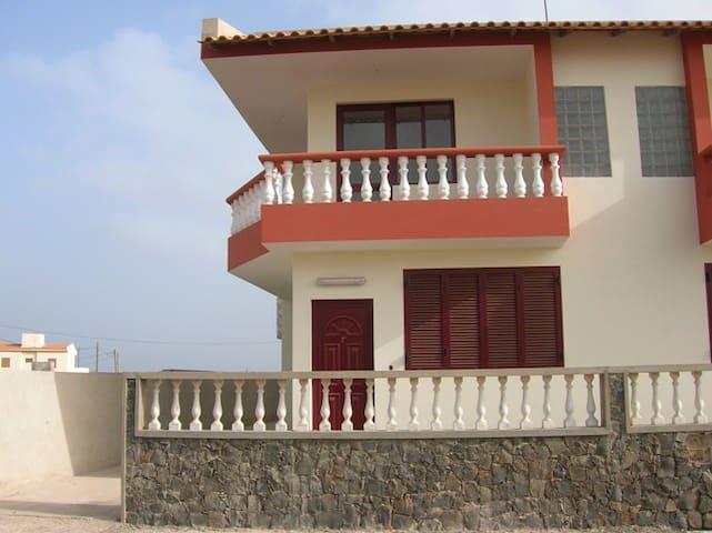 Sull'oceano nel tempio della morna - Baía das Gatas - Casa