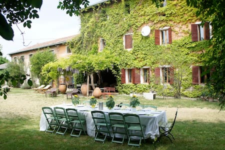 Villa Quadrifoglio near Venice - zerman di mogliano veneto - Casa de campo