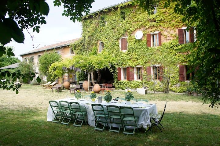Villa Quadrifoglio near Venice