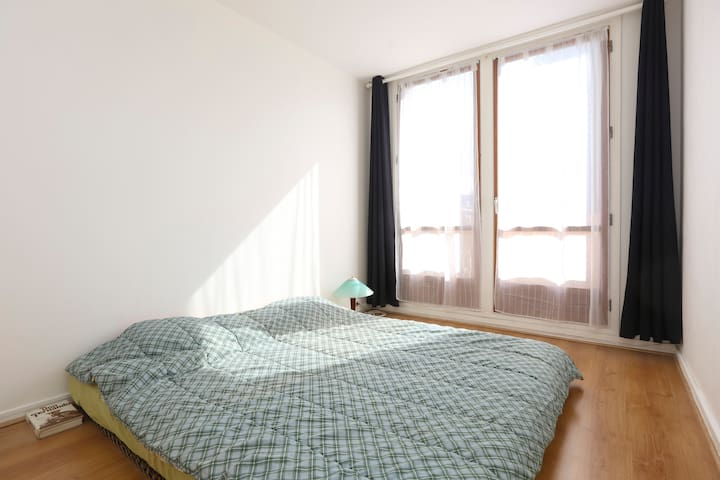 Clear room, 20mn from Paris  - Meudon - Appartamento