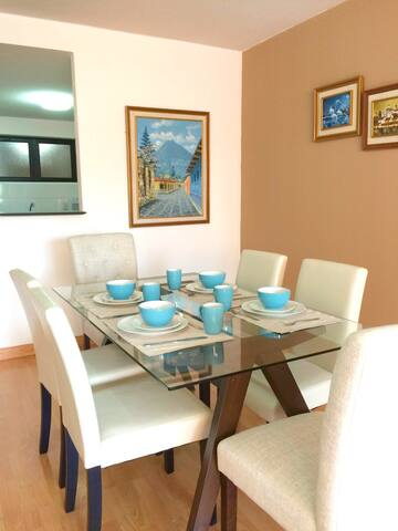 2 bedrooms - Close to airport and museums - Guatemala