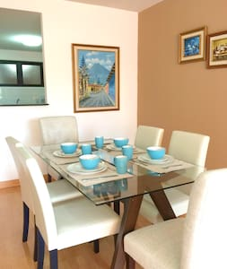 2 bedrooms - Close to airport and museums - Guatemala - Appartamento