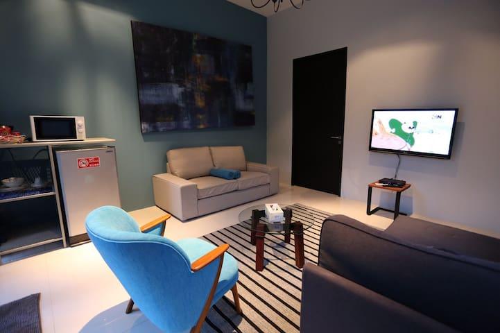 Seava House : 1 Bedroom villa+Breakfast