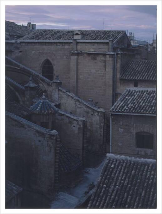 Murcia ciudad. Vista de los tejados de la Catedral de Murcia, gran monumento y referencia de la ciudad. Construida  durante varios siglos a partir de una mezquita de la Murcia-musulmana