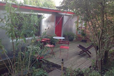 Gezellige woonark nabij centrum   - Utrecht