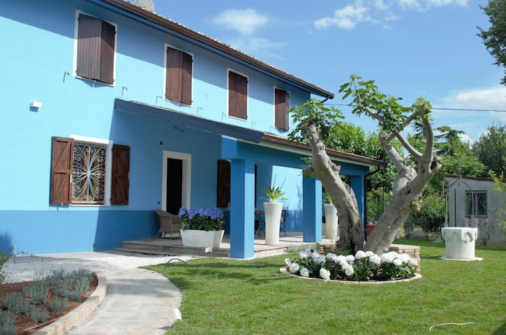Il Gelso - 3 bedroom house in countryside - Pesaro