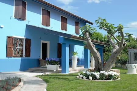 Il Gelso - 3 bedroom house in countryside - Pesaro - Dom