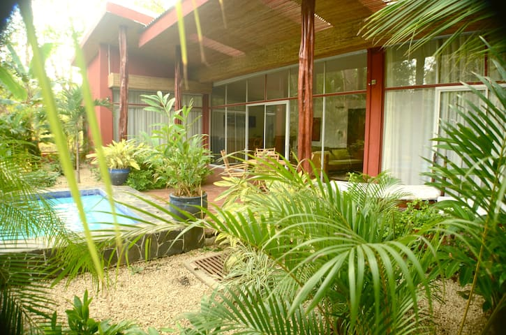 Tropical Designer Villa REDUCED - Potrero - Casa