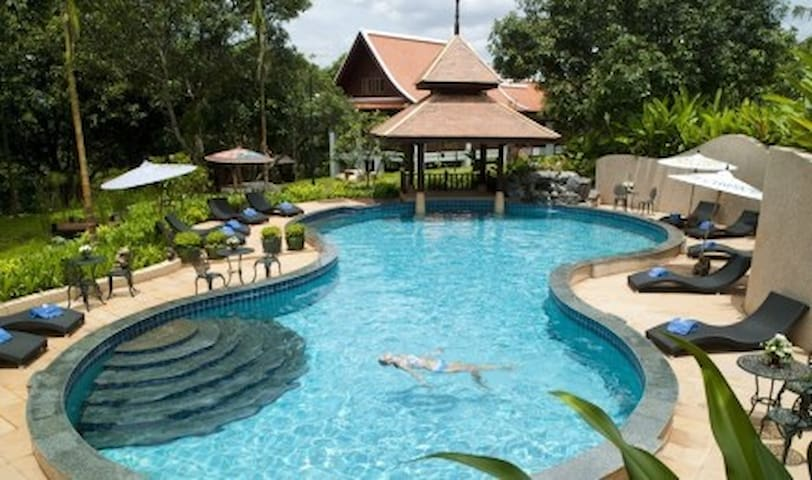 Magical Townhouse in  Health Resort - Chiang Mai - Dom