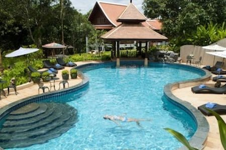 Magical Townhouse in  Health Resort - Chiang Mai