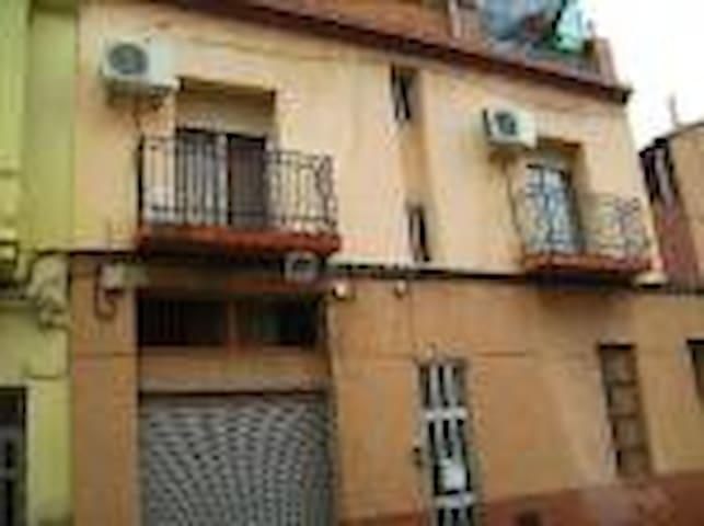 Habitación con cama doble - Aielo de Rugat - Pousada
