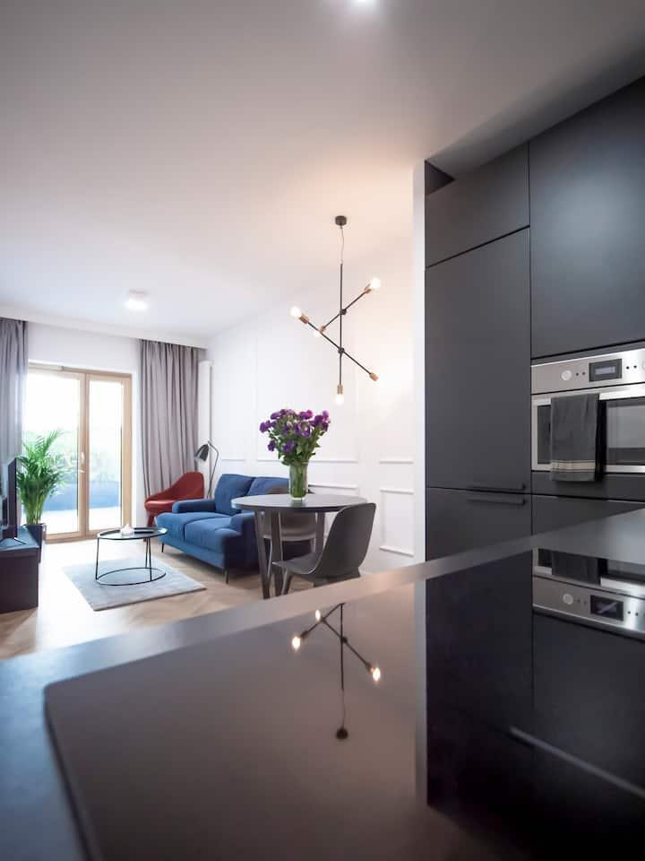83 MENNICA RESIDENCE Patronus EXCLUSIVE Apartments