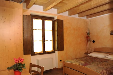 Rooms in La Singela Farmhouse. - Berbenno di Valtellina