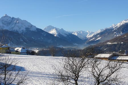 Impressive view nearby Innsbruck - Patsch