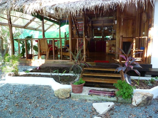 Anam Yoga House Otres Beach