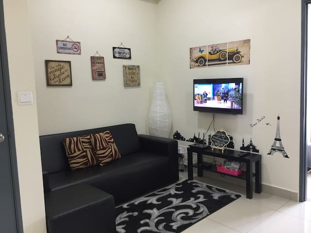 Dazzle Home Nilai One Bedroom Apartment