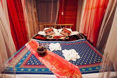 Lanna house Karen resort near Inthanon Nature Park