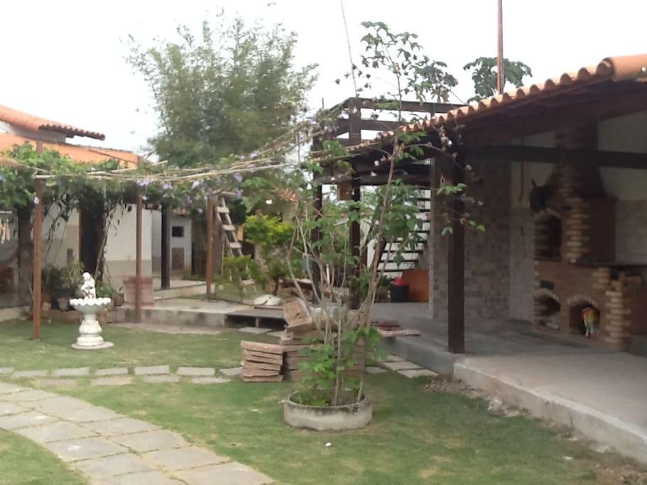 Casa Caiada Patio