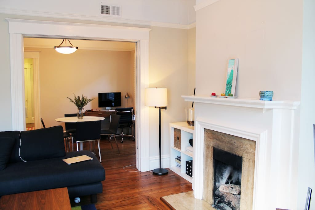 Top Floor Russian Hill 2br Apt