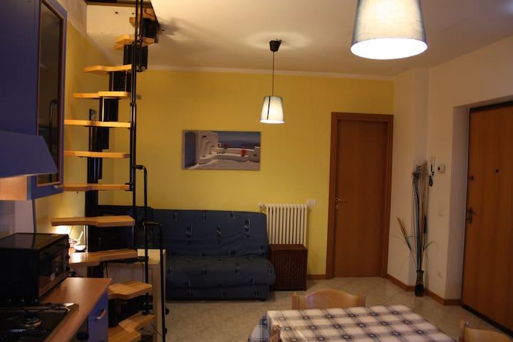 Casa Vacanze Valchiavenna - Mese - Квартира