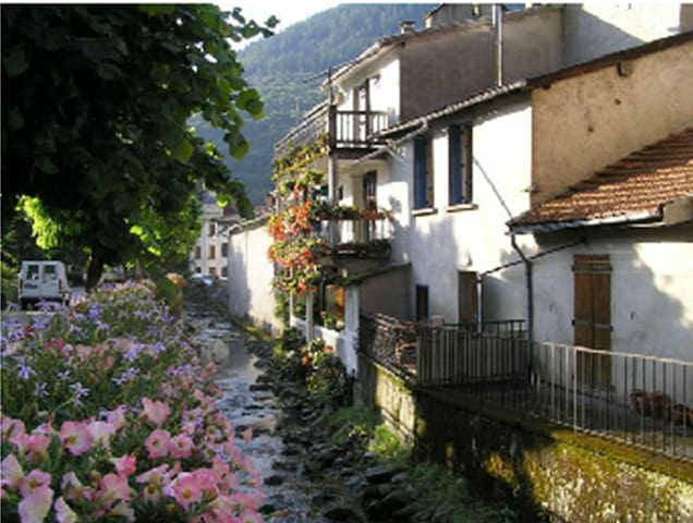 French Pyrenees Ariege      - Auzat