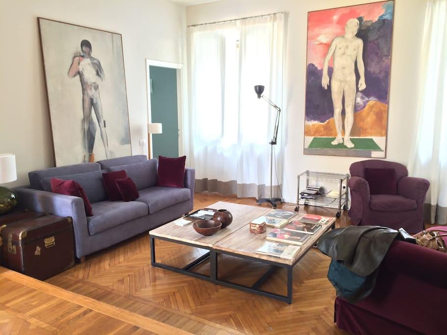 Brera appartamento di charme appartamenti in affitto a for Brera appartamenti
