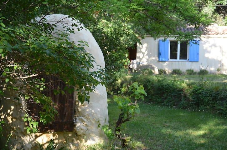 Cabanon privé sous le soleil de Provence - Roquevaire - Dům pro hosty