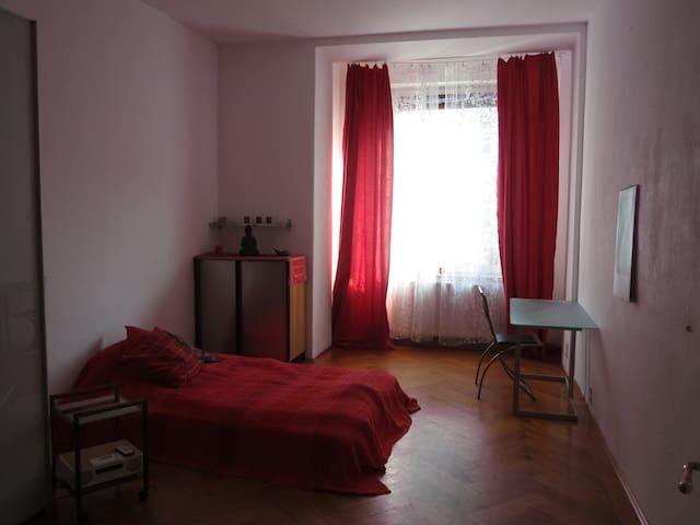 Zimmer zentral und ruhig - München - Huoneisto