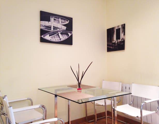 Comfortable apartment in Sispony - Sispony - Apartment