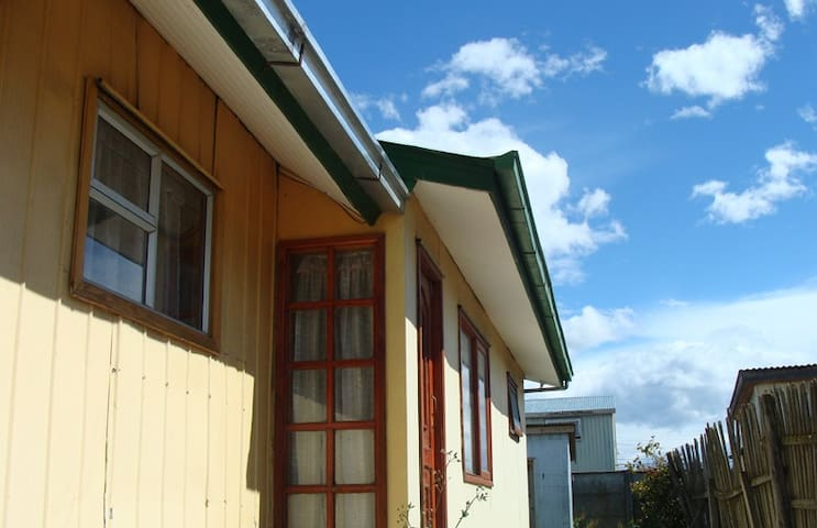Share Typical Magellanic House, bed and breakfast. - Puerto Natales - Haus