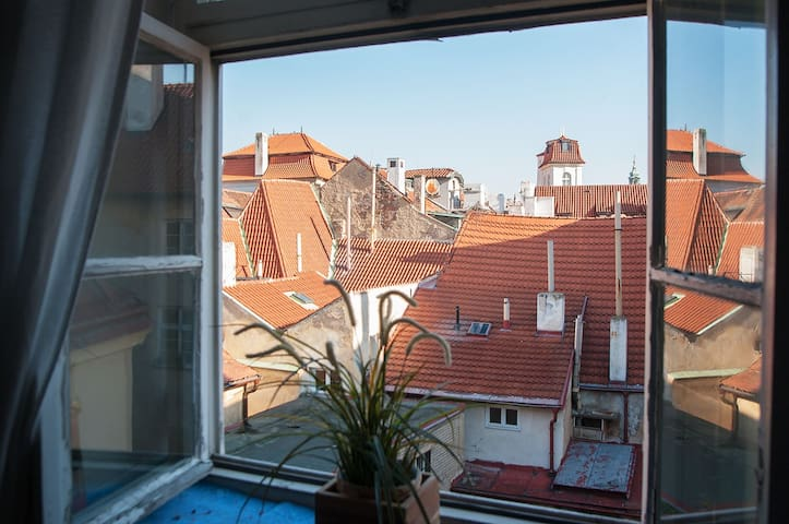 Lovely flat near Charles bridge