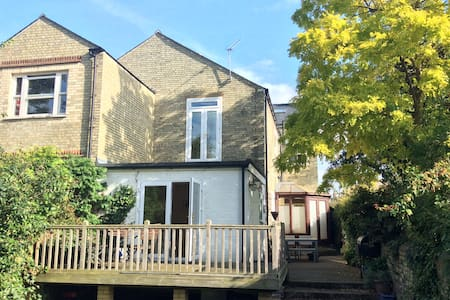 Private Annexe in central Cambridge