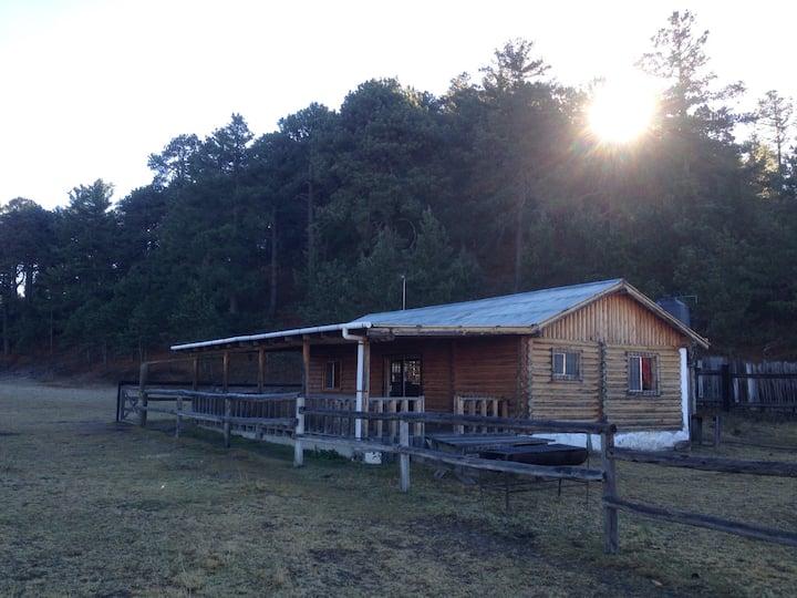 Cabaña El Aventurero