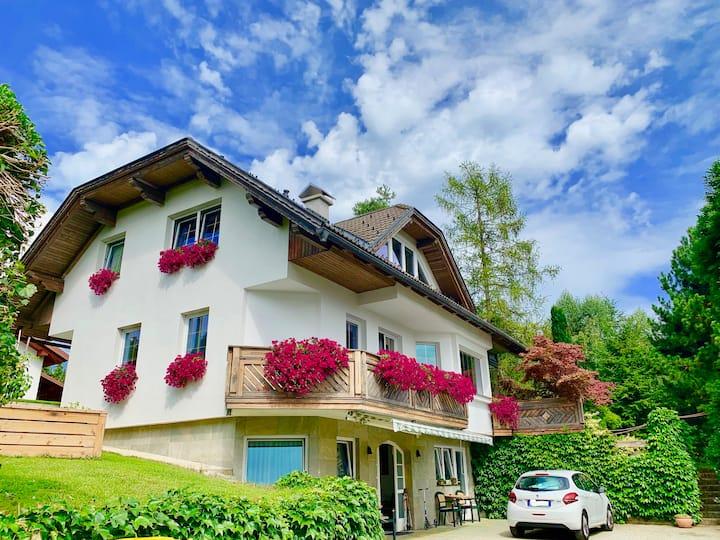 Cosy apartment, quiet area of Bled