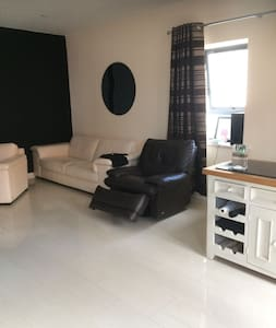 Penthouse in Bettystown Family Room