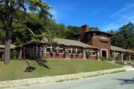Historic Rancho Wikiup Stable Lodge - Santa Rosa