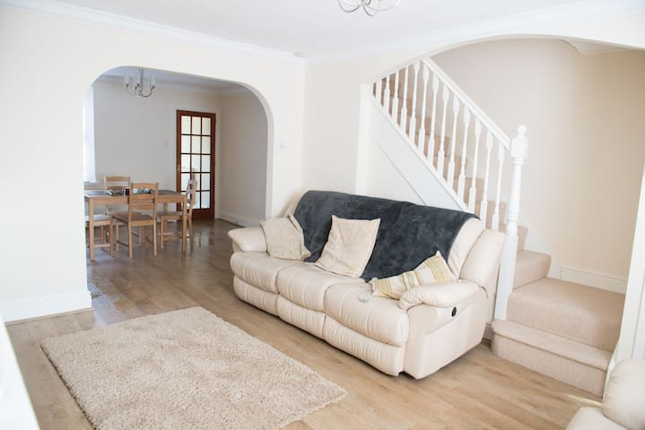 Western Lake District mid terraced cottage