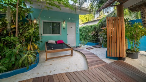 Chambre Suite à SeaLaVie Inn, île d'Ukulhas,Maldives