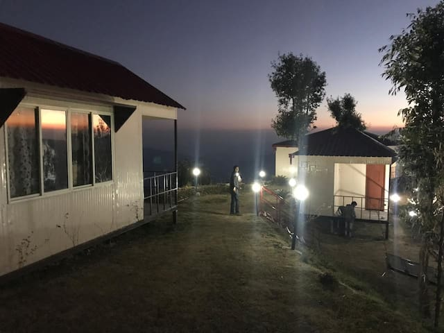 7 Hills Resorts Kanatal