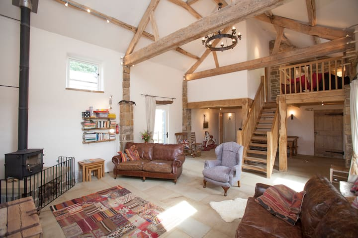 Luxury Family Rural Retreat - North Yorkshire - House